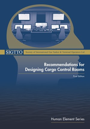 Recommendations for Designing Cargo Control Rooms